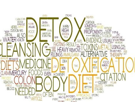Reflexology to Detoxify