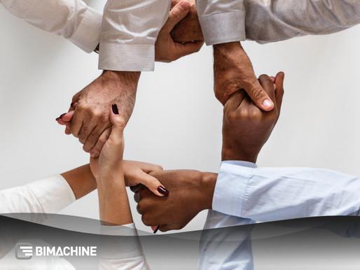 Colaboração é algo relacionado a pessoas e processos
