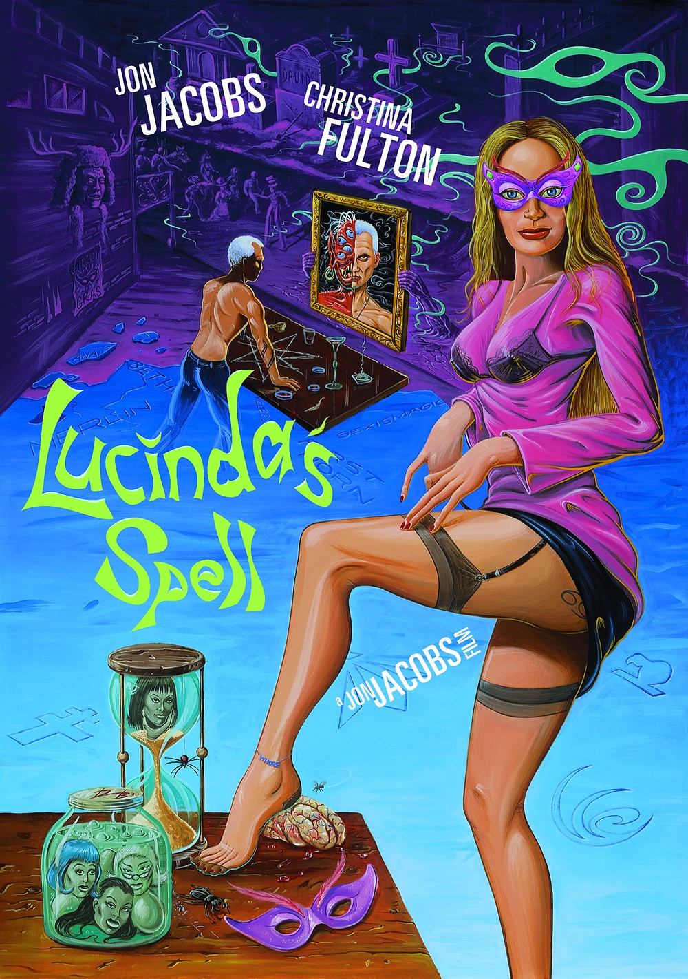 Lucinda's Spell film review