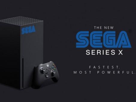 """El """"revolucionario anuncio de Sega"""" no será una colaboración con Microsoft y su Xbox Series X"""