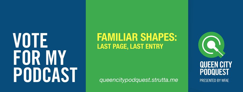 Familiar Shapes | Blog