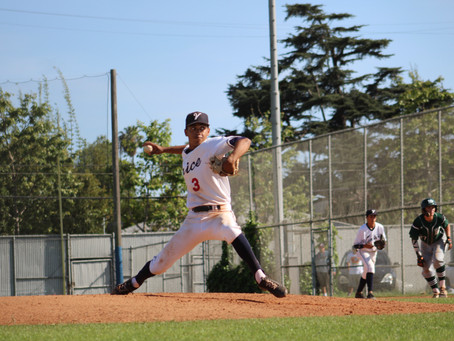 Palisades With Stranglehold on WEstern League