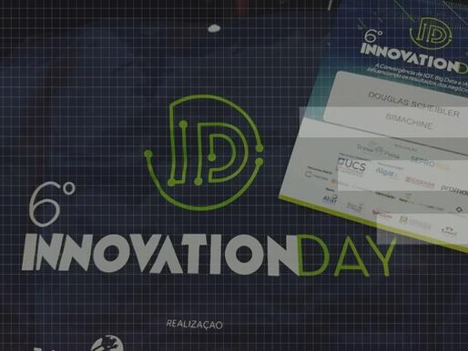 BIMachine marca presença como apoiadora do 6º Innovation Day