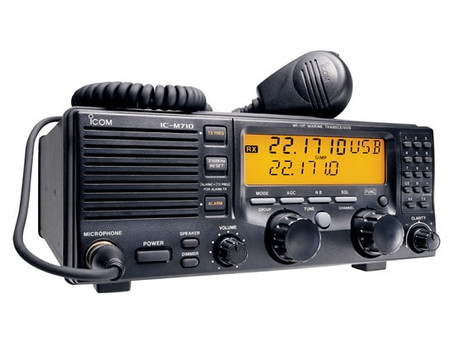 MANUAL - RADIO ICOM IC - M710