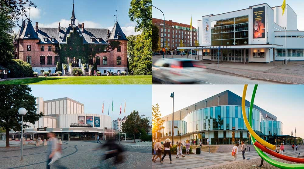 #helsingborgarenaochscen #helsingborgskonserthus #helsingborgsstadsteater #helsingborgarena #sofiero