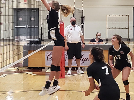 Lady 'Cats Hammer the Cougars to open 2020 Season