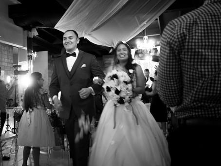 Amaya + Ortiz Wedding and a Trip to Vegas