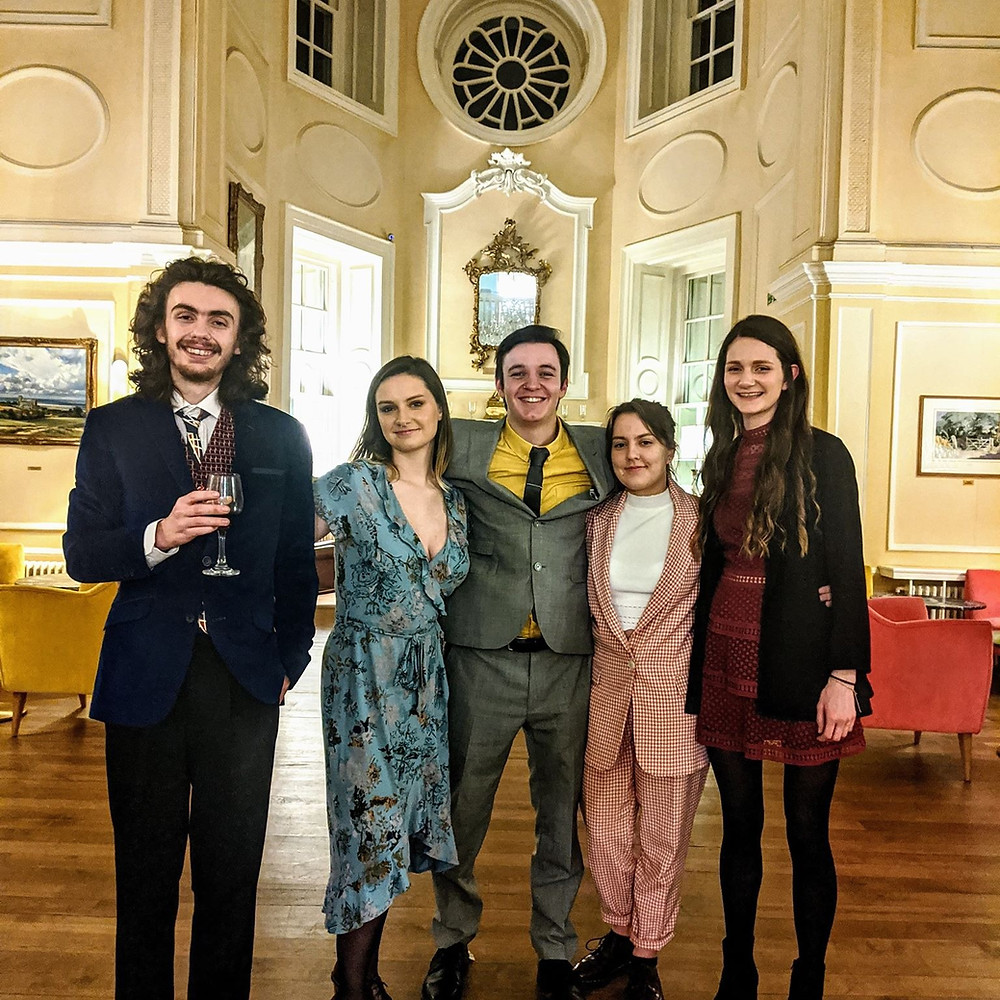 Royal Television Society Awards 2020 East Anglia