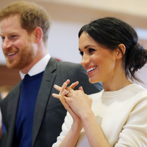 Prince Harry and Meghan Markle Request Charity Donations, Not Wedding Gifts