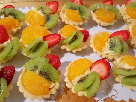 Fruits Tartlet
