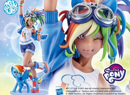 (Toy News): Bishoujo Rainbow Dash