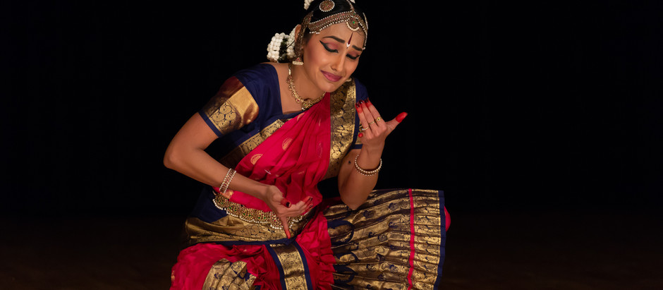 Navarasa Margam performed by Megha P. Rao