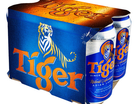 Tiger Beer supports local F&B
