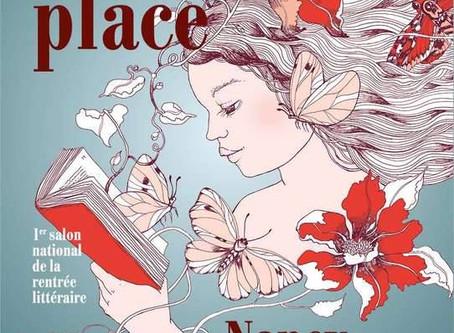 Dédicaces - Livre sur la Place de Nancy
