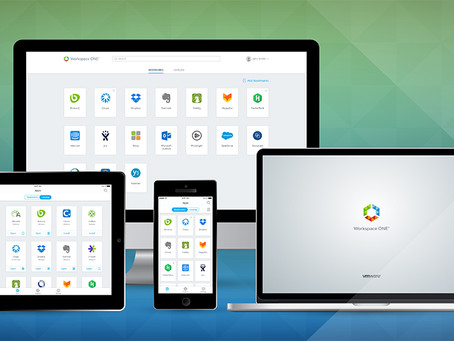 VMware Workspace ONE Wins Two Mobile Breakthrough Awards