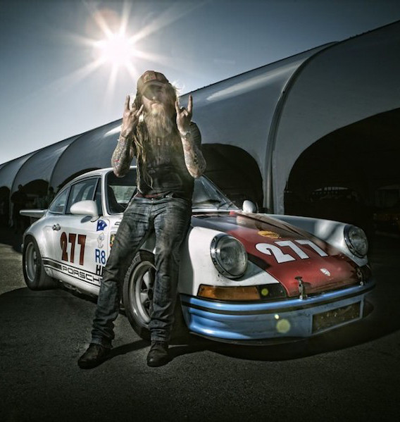 Magnus Walker on Instagram