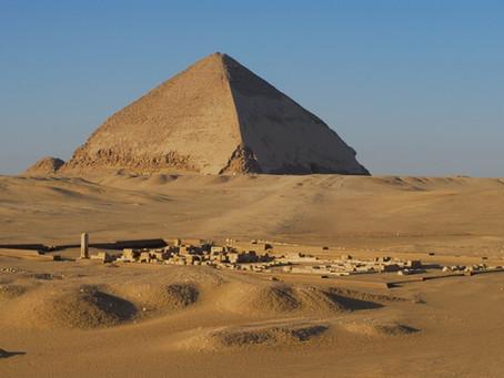 """""""Ломаную"""" пирамиду открыли для посетителей"""