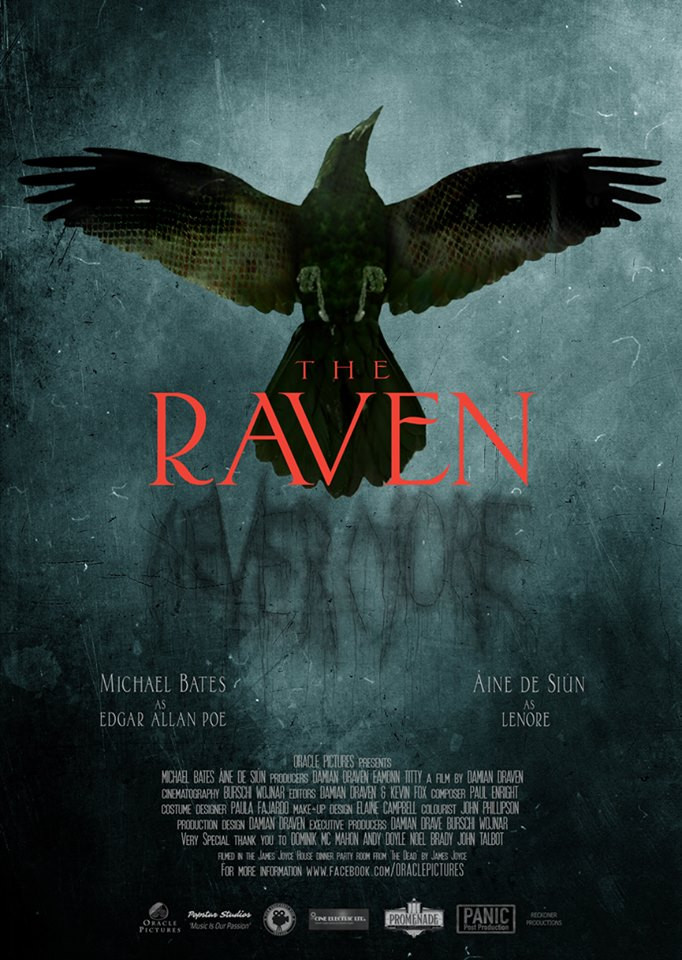 The Raven short movie poster