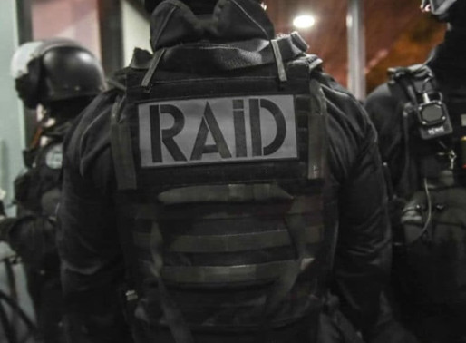 Le Havre: prise d'otage en cours