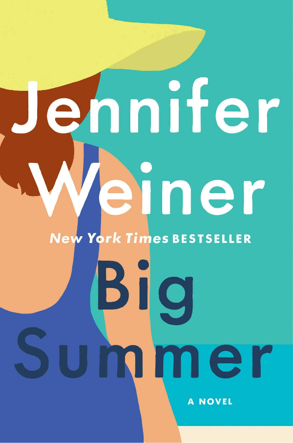 book cover of Jennifer Weiner's Big Summer