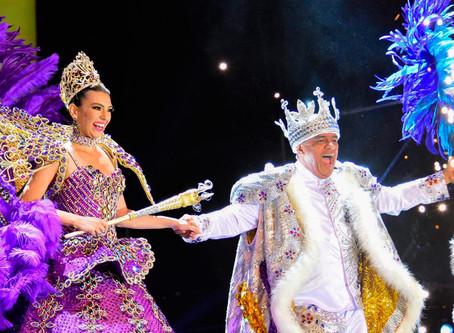 Barranquilla aquí está tu Reina, Carolina Segebre