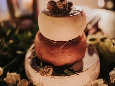 How to spice up your wedding food!