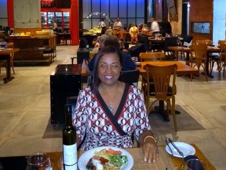 Barra Grill Steak House e o sucesso do azeite Dona Berta da Chico Carreiro Importação & Exportação.