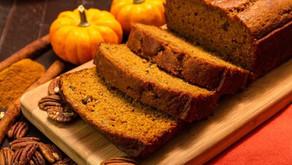 Recept na zdravý dýňový chléb