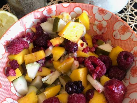 Le Miam-Ô-Fruit : de la Vie dans l'assiette !