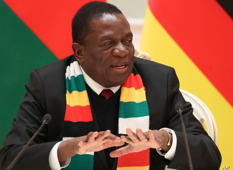 Zimbabwe makes it illegal for schools to expel pregnant girls