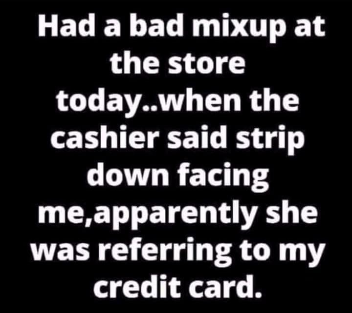 Funny Cashier Memes