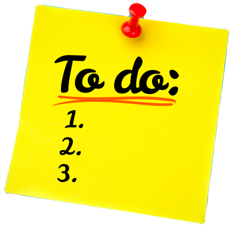 Put waste reduction on your to do list