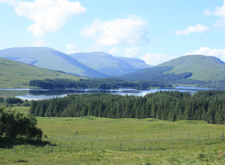 A Scottish Break