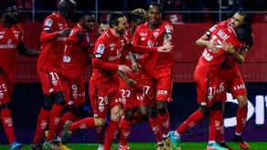 DFCO 3-0 Brest : signé Jobard