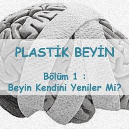 Plastik Beyin I : Beyin kendini yenileyebilir mi?