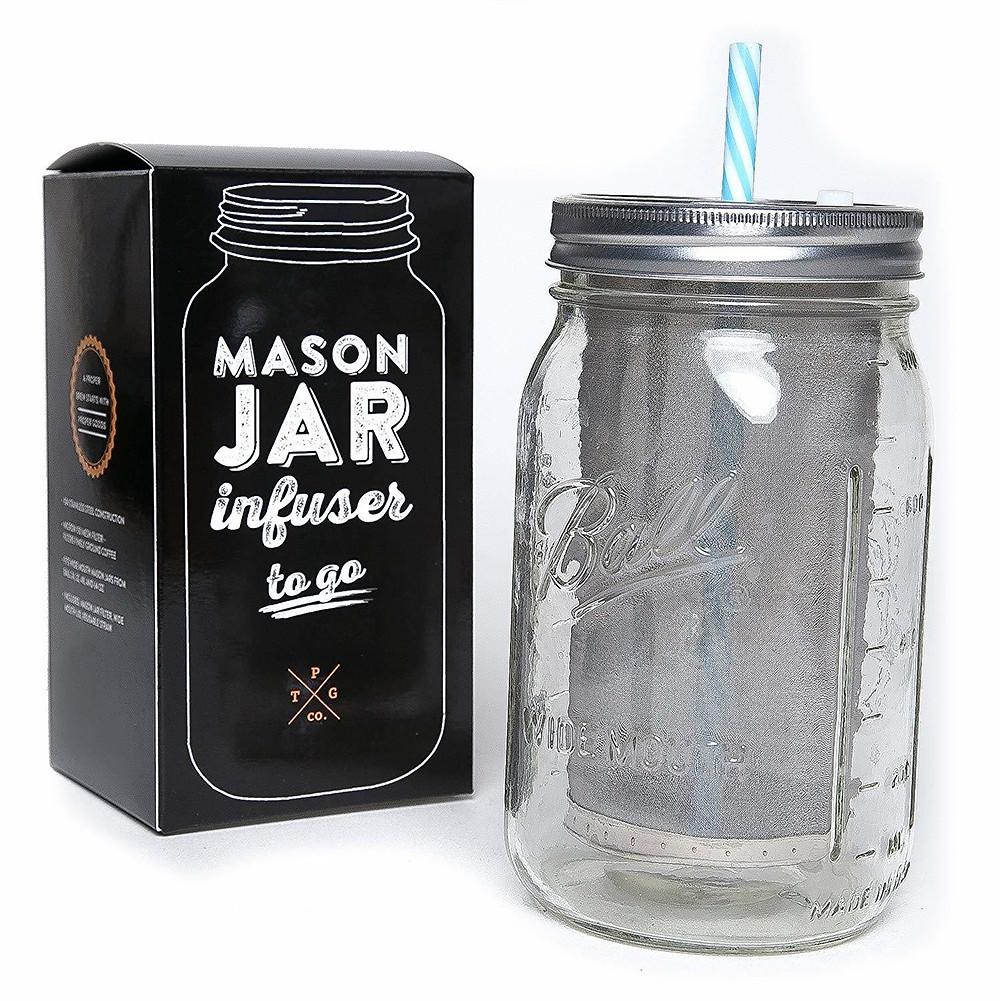 Includes Custom Tea Blend