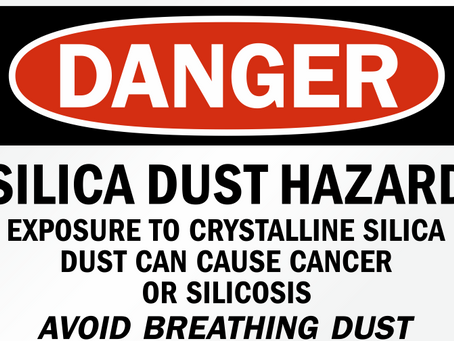 FINAL RULING FROM OSHA ON RESPIRABLE CRYSTALLINE SILICA