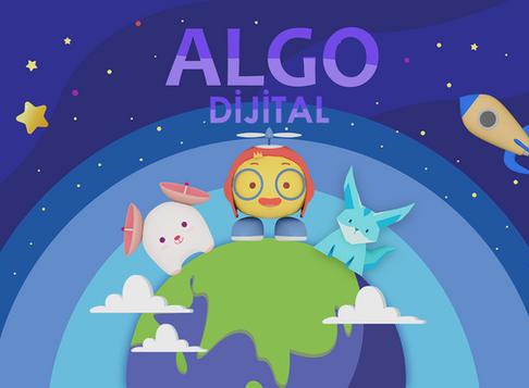 Algo'dan Yeni Dijital Kodlama Oyunu
