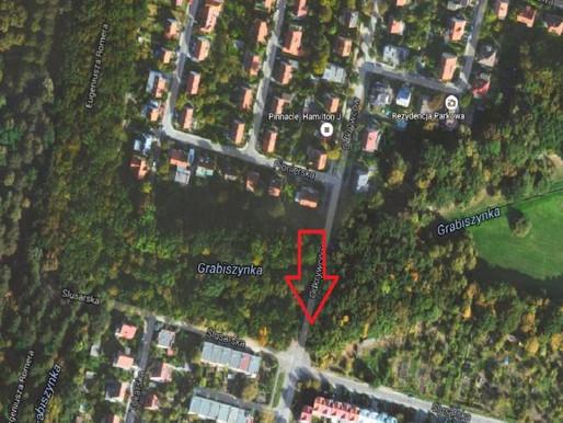 UWAGA - miejsce zbiórki przed treningami w Parku Grabiszyńskim