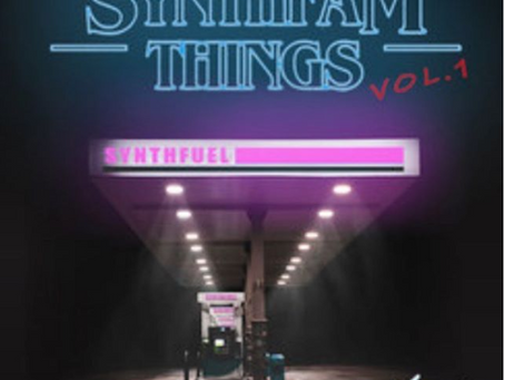 Synthfam Things Vol.1 & 2 #Synthwave playlists  on Spotify