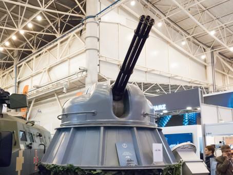 กองทัพเรือไทยจะจัดหา AK-306 จากรัสเซีย