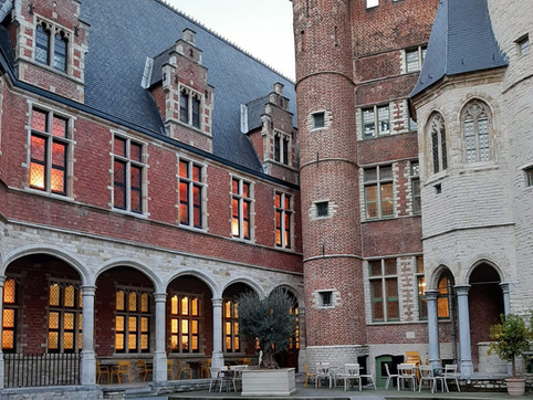 Gent, Belgio - Kask & Conservatorium, School of Arts Gent - Chitarra Classica