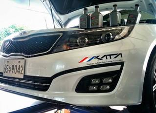 Kia Optima 2.0T - Stage 2.5 ECU Tune - 324WHP
