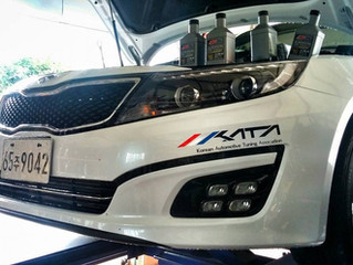 Kia Optima 2.0T - Stage 2.5 ECU Tune - 324WHP