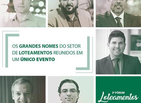 2º Fórum Loteamentos Ribeirão Preto.