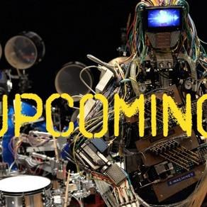 Upcoming - October 30, 2020 - Week 44