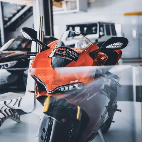 DUCATI: THE MOST POPULAR ITALIAN MOTORCYCLE BRAND