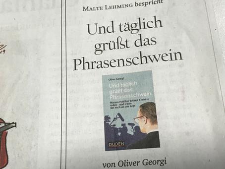 """""""Ein fulminantes Plädoyer"""""""