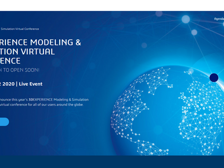S VERTICAL, premier sponsor of the prestigious Modeling & Simulation Virtual Conference.