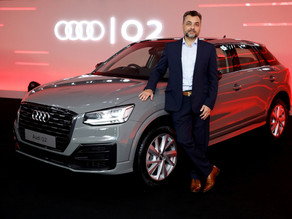 Audi Q2 SUV launched at Rs.34.99 lakhs